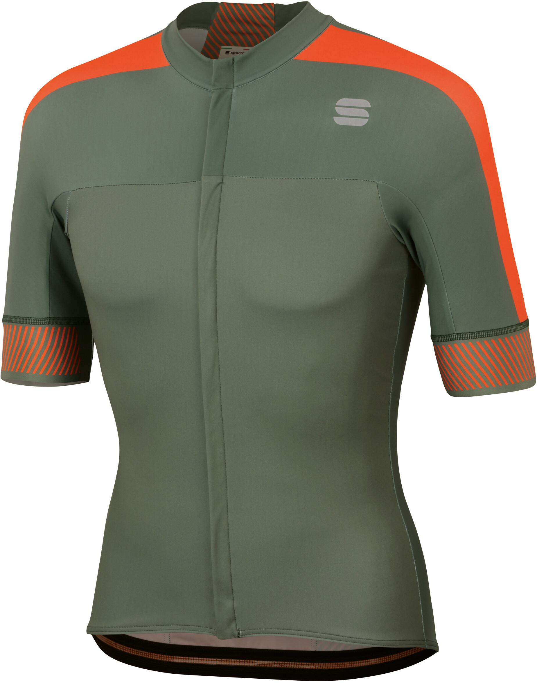 7fbb96033 Sportful Bodyfit Pro 2.0 Classics Bike Jersey Shortsleeve Men green ...